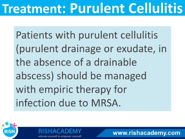Cellulitis - Rish Academy - Common Bacterial Infection