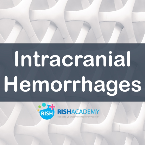 intracranial hemorrhages