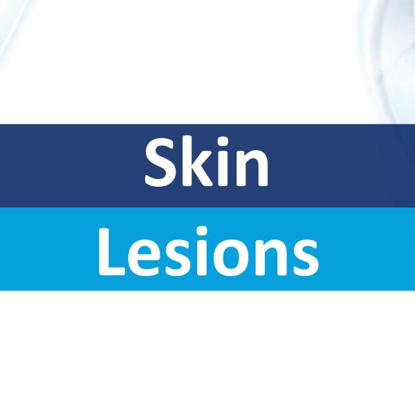skin lesions dp